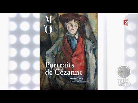 Expo – Paul Cezanne, portraitiste ?