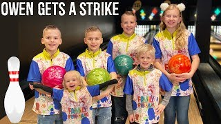 Family Bowling Challenge! 🎳