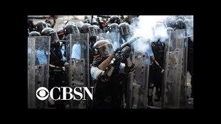 [5.59 MB] Hong Kong extradition bill protests turn violent