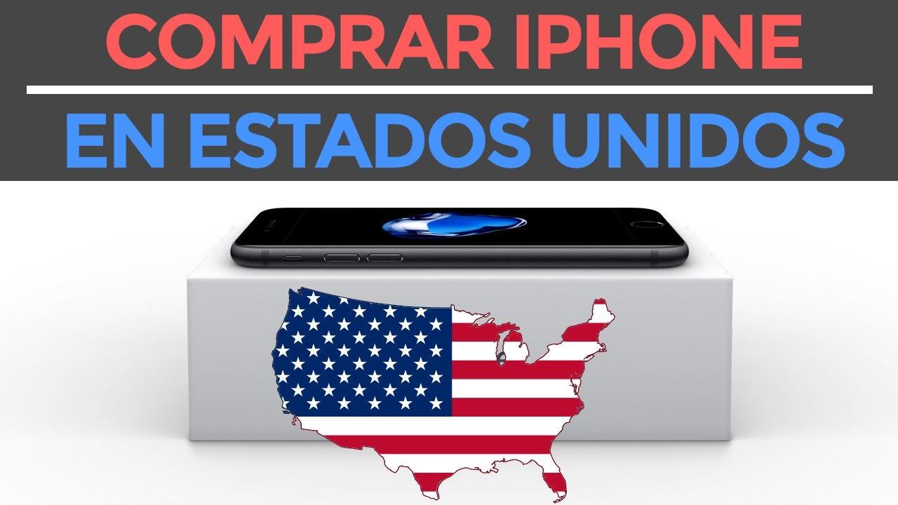 COMPRAR IPHONE EN USA