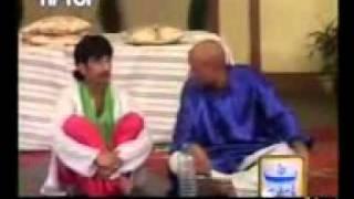 Akram Udaas vs Sakhawat Naaz Funny Drama clip