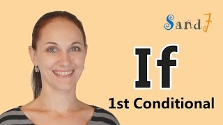First Conditional -Rules and Examples- (English Grammar)