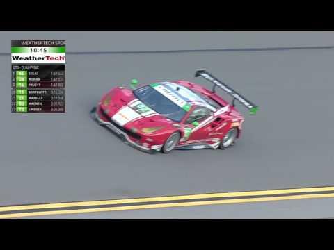 2017 Rolex 24 At Daytona Qualifying
