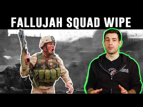 How one soldier wiped an entire enemy squad in Fallujah