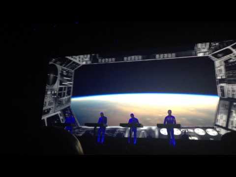 Kraftwerk, NYC United Palace Theater