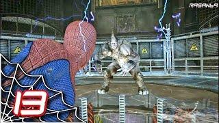 The Amazing Spider-Man (PC) walkthrough part 13 (Water Treatment Facility + Rhino)