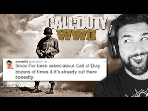 This Confirms CALL OF DUTY WORLD WAR 2 !!
