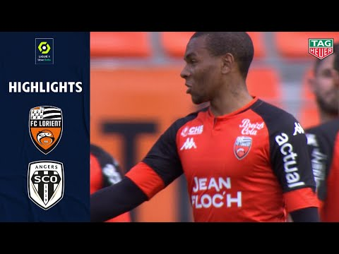 Lorient Angers Goals And Highlights