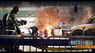 Battlefield Hardline Beta Gameplay