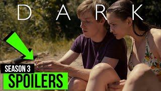 Dark Netflix Season 3 Theories & Spoilers   Behind the Scenes