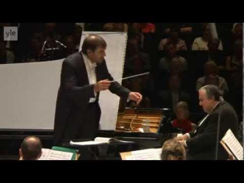 Bartók: Piano Concerto No. 3 - Yefim Bronfman (2/2)