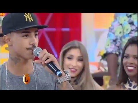 MC Livinho, MC Rodolfinho e MC Delano agitam a galera com o melhor do funk no Legendários !