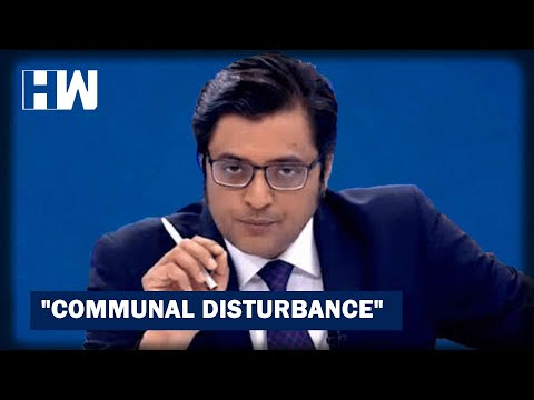 Fresh FIR Against Arnab Goswami For Inciting Hatred Between