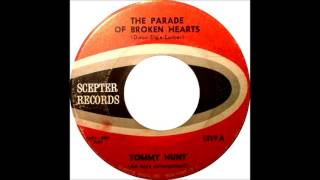 Tommy Hunt - The Parade Of Broken Hearts / Human 1961 Scepter 1219