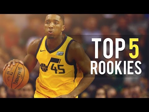 Top 5 NBA Rookies...So Far | 2017-2018 NBA Season