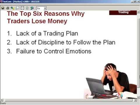 Markus Heitkoetter: Day Trading Series – Chapter VI: Tips and Tricks for Successful Day Trading