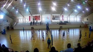 Atakent Elit - Bahçelievler Voleybol Midi Kızlar Voleybol Maçı 1. Set