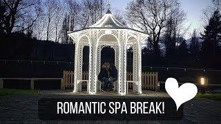 Romantic Spa Break: Part 1! | Lesbian Vlog