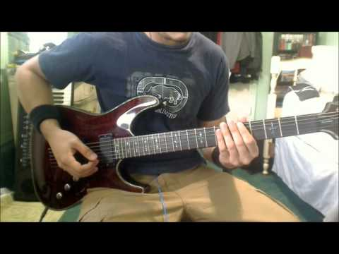 Linkin Park  A Line In The Sand Guitar Cover