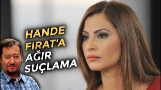 Hande Fırat'a ağır suçlama | Nöbetçi Editör, Bülent Korucu