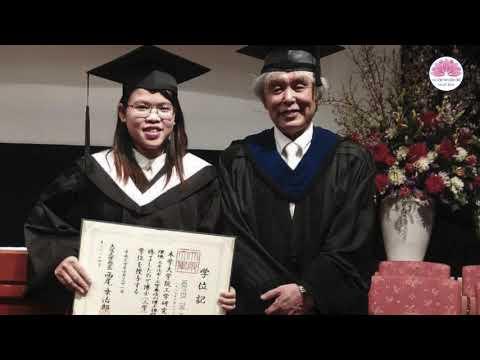 Nữ tiến sĩ đại học Osaka và câu chuyện tu luyện Pháp Luân Công