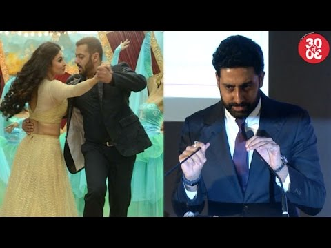 Salman To Launch Mouni Roy In His Production?  Abhishek Bachchan Bags A Solo-Lead Film With RGV