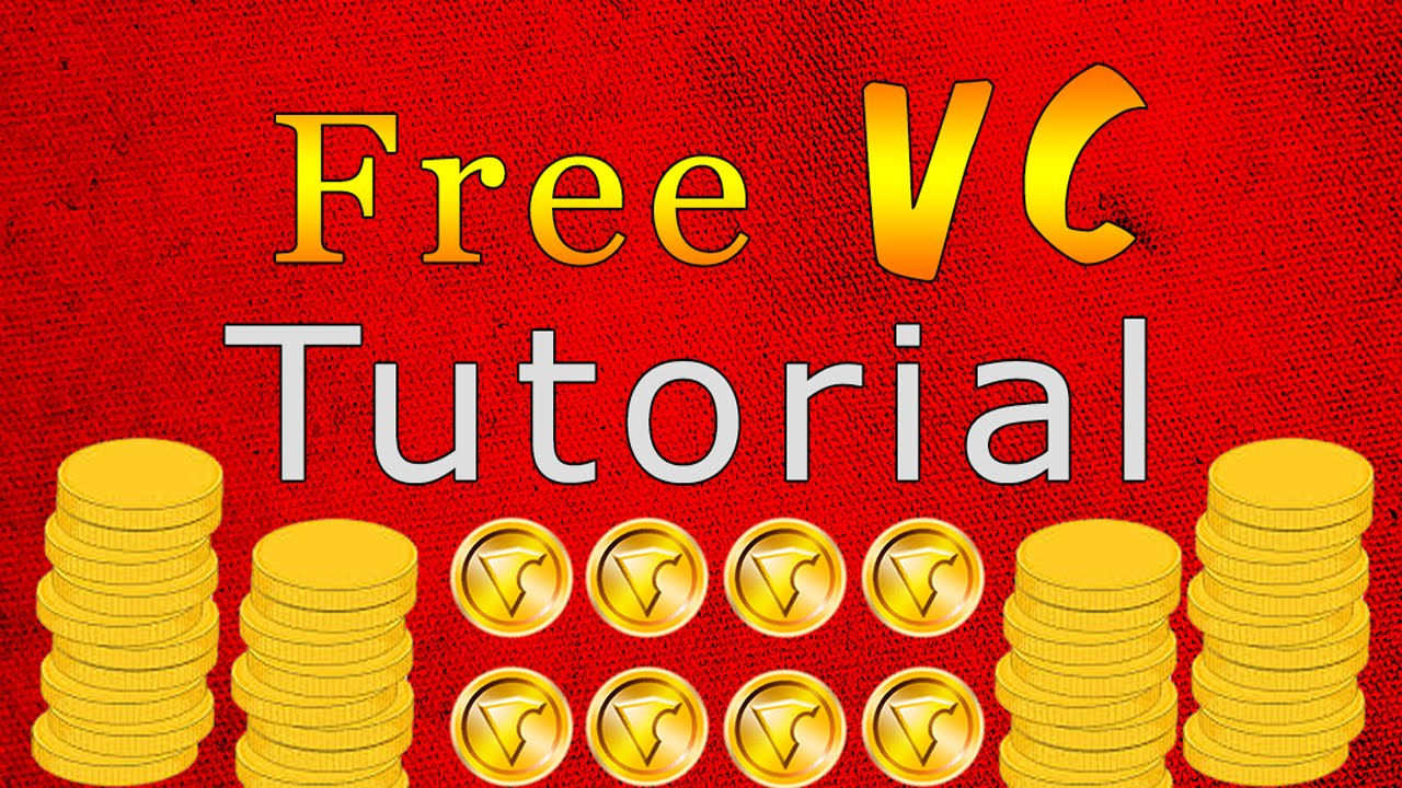 how to get free vc from 2k support