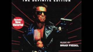 Terminator Soundtrack - Intimacy
