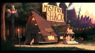Dead Silence in Gravity Falls (AMV)