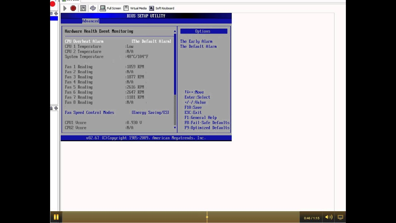 Supermicro X8DAH+-F BIOS v 2 1