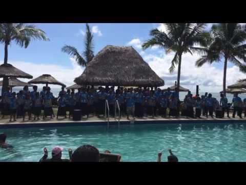 Children's Choir from Bau Island, Fiji