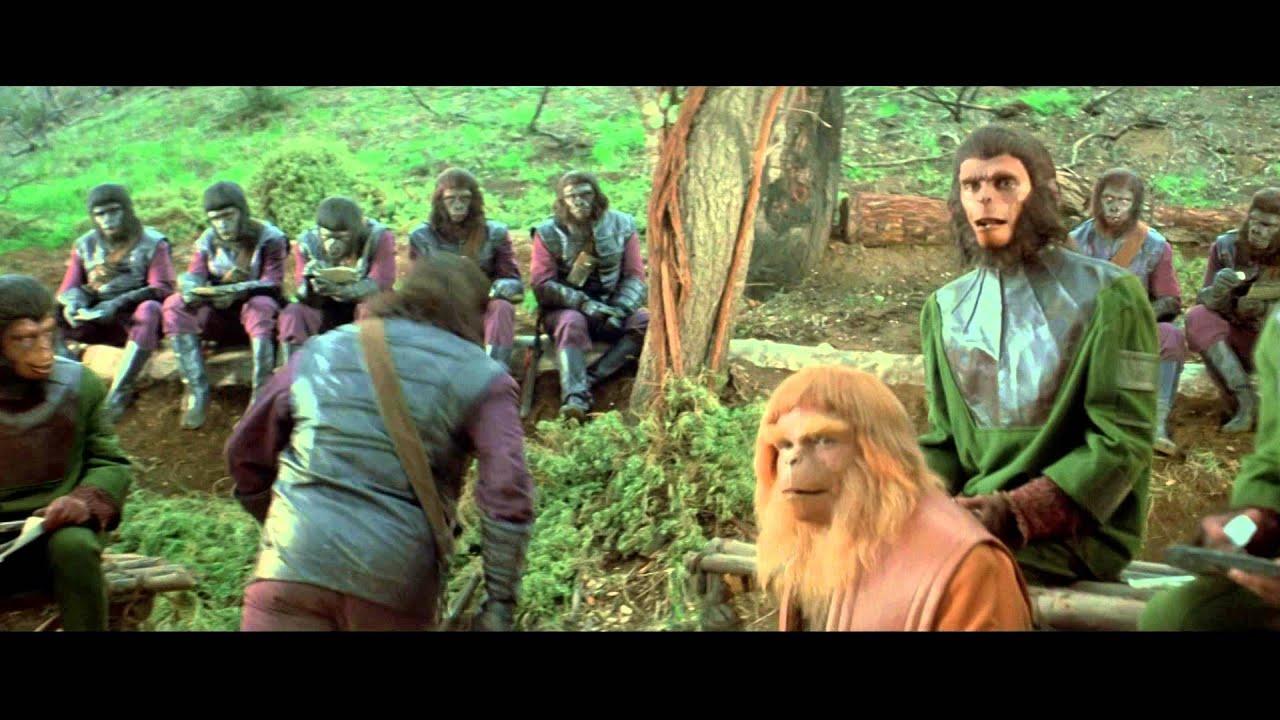 La conquista del planeta de los simios - Trailer