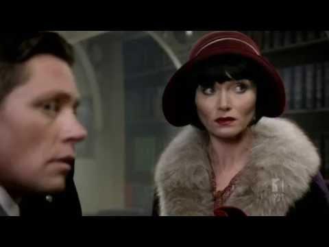 Phryne/Jack Supercut, Season 1 (Miss Fisher's Murder Mysteries)