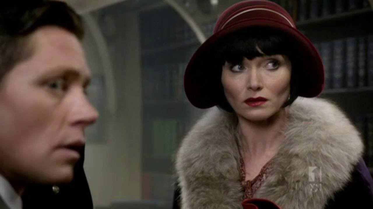 Download Phryne/Jack Supercut, Season 1 (Miss Fisher's Murder Mysteries)