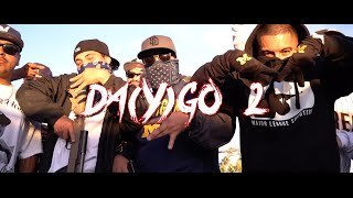 DA[Y]GO 2 - RyanAnthony, Big June, Lil Weirdo, Googie, Lil 5ive, Damu, Twisted Insane, Dezzy Hollow+