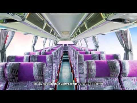 Higer Bus - Presentation video