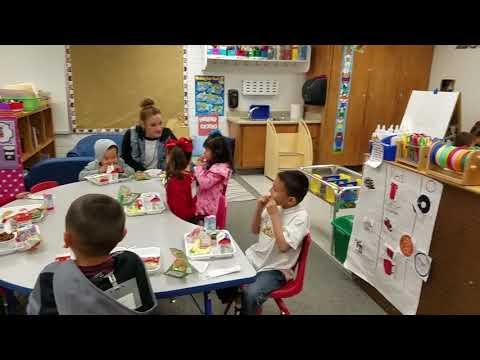 Crane Breakfast in the Classroom