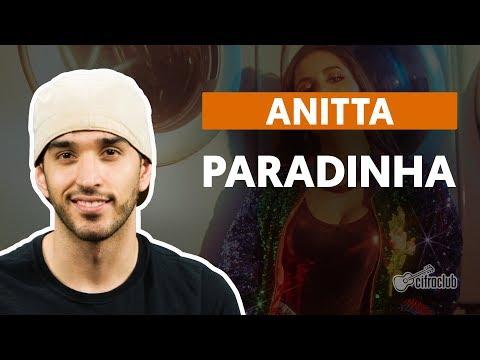 PARADINHA - Anitta (aula de violão simplificada)