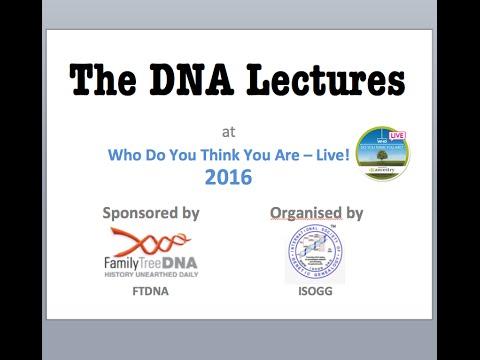 Inferring Human History using DNA (Garrett Hellenthal)