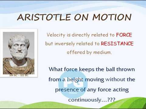 Aristotle on Motion (GA_M-NLM06)
