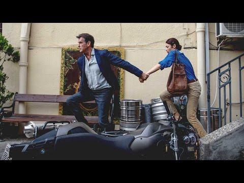 피어스 브로스넌 주연 '노벰버 맨' 1차 예고편(The November Man Trailer#1, 2014-Pierce Brosnan, Olga Kurylenko)