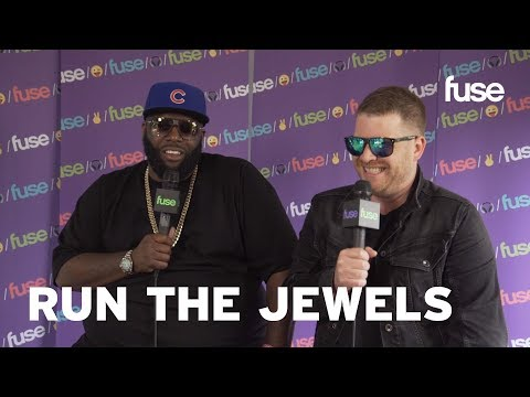 Run The Jewels Explain The Anti-Mass Incarceration Message Behind Legend Has It | Lollapalooza 2017