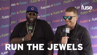 Run The Jewels Explain Message Behind Legend Has It | Lollapalooza 2017 | Fuse