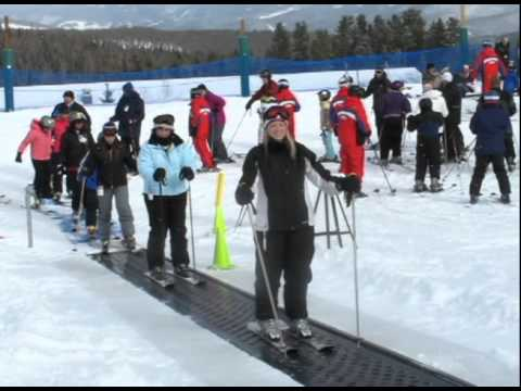 Beginner Ski Class at Breckenridge