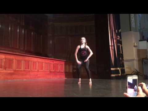 Mackenzie Ziegler Solo Australia Workshop