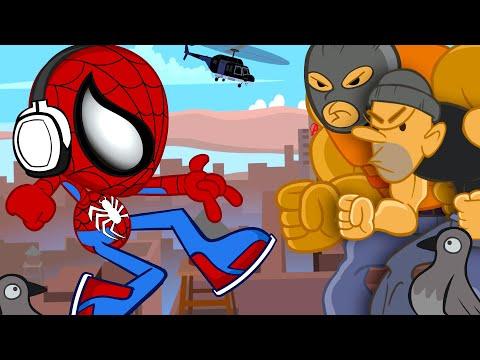Spider-Man Animation ZackScottGames Animated