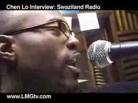Chen Lo on Swaziland (Africa) Radio