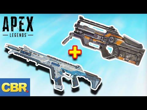 The 10 Best Weapon Loadouts In Apex Legends (Gun Combos)
