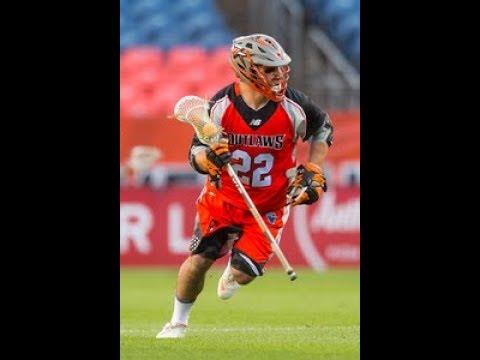 Tom Kelly 2016 MLL Lacrosse Highlights
