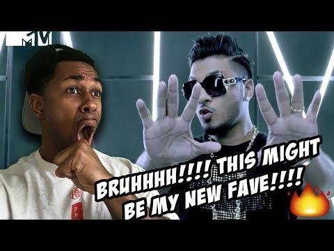 Raftaar - Panasonic Mobile MTV Spoken Word presents Swag Mera Desi feat Manj Musik REACTION